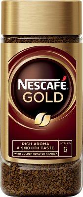 Nescafe Gold Rich & Smooth Kawa  rozpuszczalna