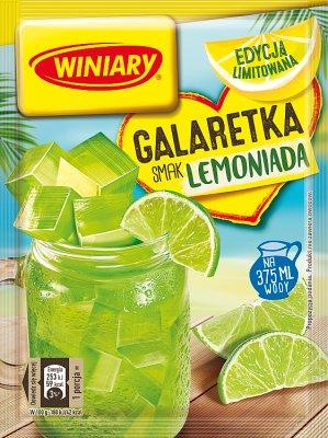 Winiary Jelly Geschmack Limonade