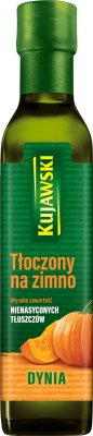 Kujawski Olej z pestek dyni tłoczony na zimno