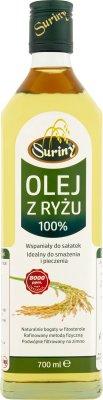 Aceite de arroz surina