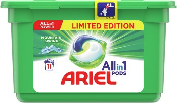 Ariel Mountain Spring 3 w 1  Kapsułki do prania
