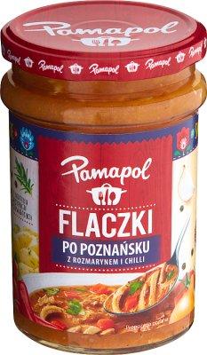Pamapol Flaczki po poznańsku z rozmarynem i chilli