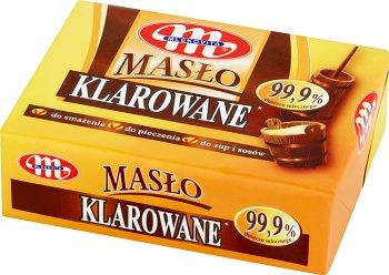 Mlekovita Masło klarowane 99,9% tł. mlecznego