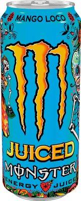 Monster Energy napój energetyczny  Mango Loco