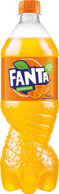 Fanta Pomarańczowa Napój gazowany