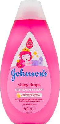 Johnson's Shiny Drops Szampon