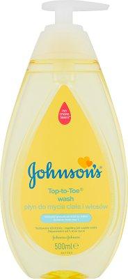 Johnson's Top-to-Toe Płyn do mycia  ciała i włosów