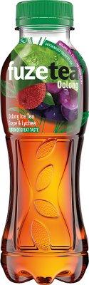 FuzeTea Napój z ekstraktem z herbaty Oolong o smaku winogron