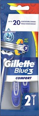 Gillette Blue 3 Comfort Jednorazowe maszynki do golenia