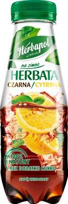 Herbapol na zimno Herbata czarna  cytryna