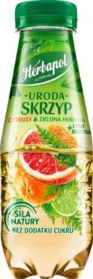 Herbapol Uroda Skrzyp Napój  owocowo-ziołowy cytrusy & zielona herbata