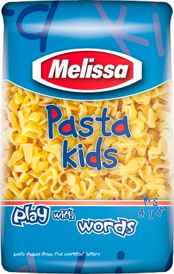 Melissa Pasta Kids Play with Words  Makaron literki