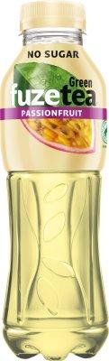 FuzeTea Napój z ekstraktem z zielonej herbaty o smaku marakui
