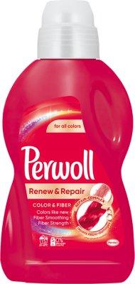 Perwoll renew Advanced Effect Płynny środek do prania Color & Fiber