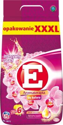 E Aromatherapy Color Proszek  do prania Malezyjska Orchidea