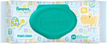 Pampers Fresh Clean Chusteczki  dla niemowląt