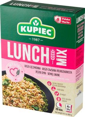 Merchant Lunch Mix barley, oat pearl barley, pumpkin, seed 4 x 100 g