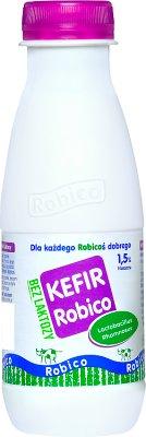 Robico Kefir bez laktozy 1,5%