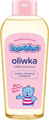 Bambino Oliwka pielęgnacyjna  od pierwszych dni życia
