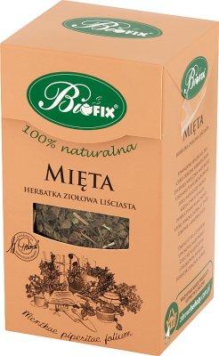 Bifix Mięta Herbatka ziołowa  liściasta