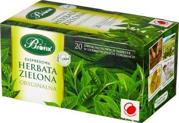 Bifix Zielona oryginalna Herbata  ekspresowa