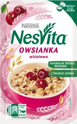 Nestle NesVita Owsianka wiśniowa