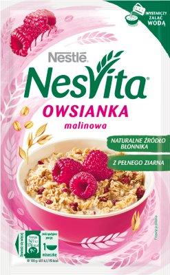Nestle NesVita Owsianka malinowa