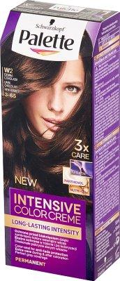 Palette Intensive Color Creme Farba do włosów ciemna czekolada W2