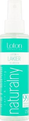 Loton Care & Styling Loton 4 Lakier do włosów