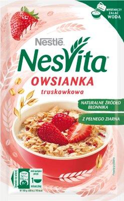 Nestle NesVita Strawberry Porridge