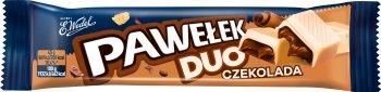 E. Wedel Pawełek Batonik  karmellove! & czekoladowe