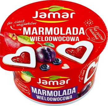 Джамар Мульти-фруктовый мармелад