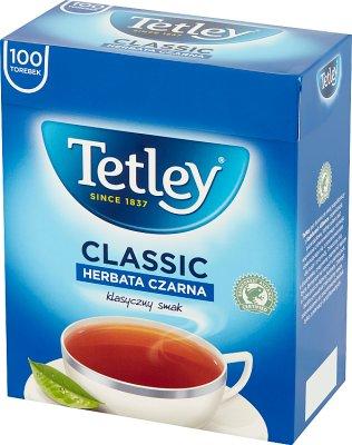 Tetley Classic Herbata czarna  ekspresowa