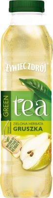 Żywiec Zdrój Black Tea Napój  niegazowany zielona herbata gruszka