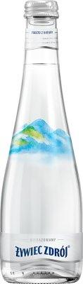 Żywiec Zdrój niegazowany woda źródlana w szklanej butelce