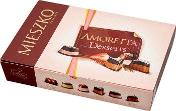 Mieszko Amoretta Desserts Mieszanka czekoladek