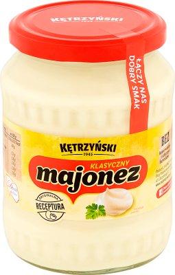 Kętrzyński Majonez klasyczny