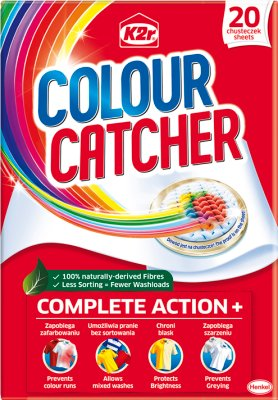 K2r Colour Catcher Chusteczki   do prania