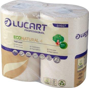 Lucart Professional Papier  toaletowy Econatural