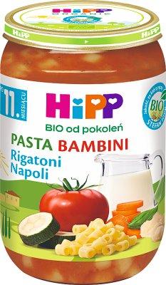 Hipp Rigatoni Napoli BIO