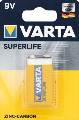 Varta Bateria Superlife 9V