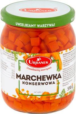 Urbanek Marchewka konserwowa