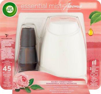 Air Wick Essential Mist  Automatyczny odświeżacz powietrza Kojący zapach róży