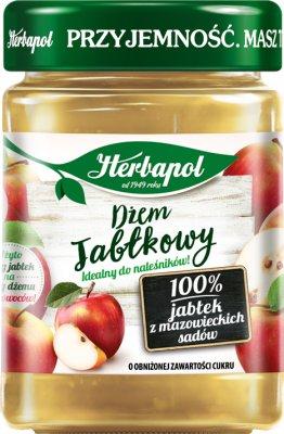 Herbapol Dżem Jabłkowy 100% jabłek z mazowieckich sadów