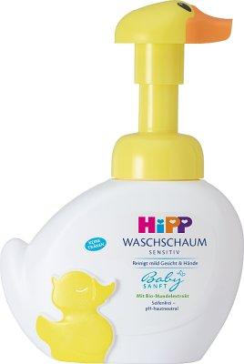 HiPP Babysanft Pianka-Kaczuszka do mycia twarzy i rąk