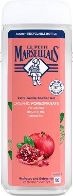 Le Petit Marseillais Delikatny żel  pod prysznic Śródziemnomorski granat