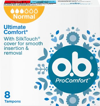 O.B. ProComfort Normal Tampony