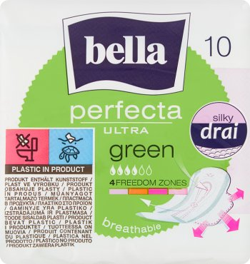 Bella Perfecta Ultra Green Podpaski higieniczne