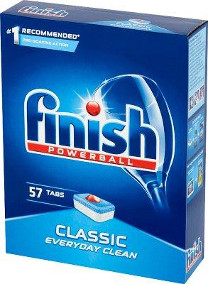 Finish Classic Tabletki do mycia  naczyń w zmywarce