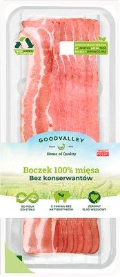 Goodvalley Boczek wędzony  100% mięsa bez konserwantów